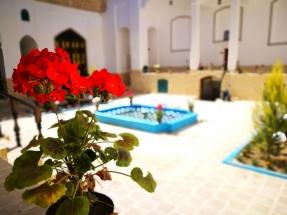 هتل تاریخی کاشان