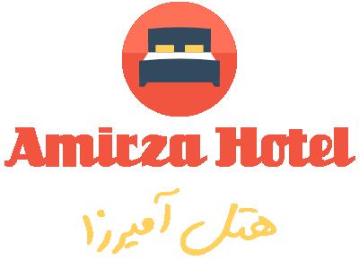 Amirza Logo