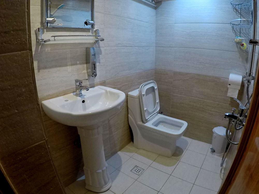 سرویس بهداشتی اتاق 101